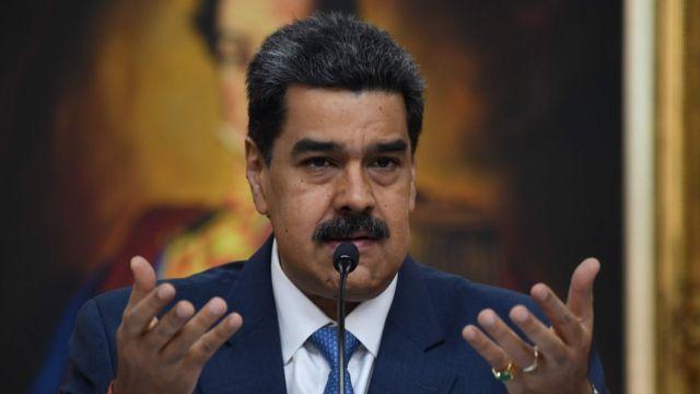 Maduro procura moça 17771