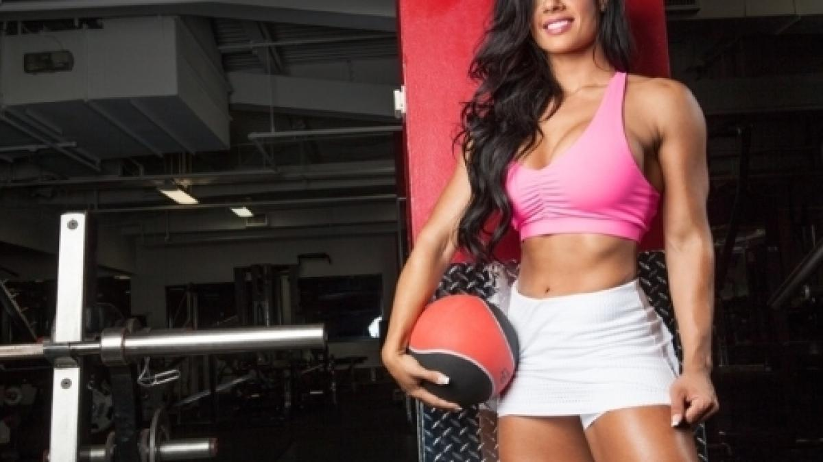 Nomes de mulheres fitness 26973